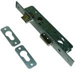 Cerraduras de pestillo y picaporte para carpintería metálica